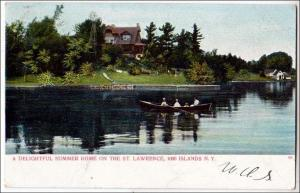 Summer Home, St Lawrence 1000 Islands NY