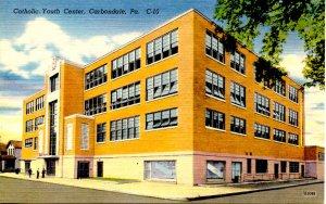 PA - Carbondale. Catholic Youth Center