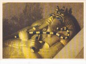 Egypt Cairo Tut Ank Amen's Treasures