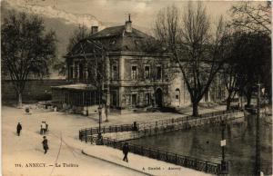 CPA Annecy Le Theatre (618748)