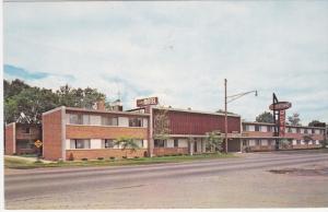 Suez Motel, WARREN, Michigan, 40-60's