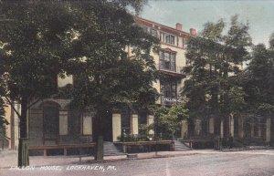 LOCKHAVEN, Pennsylvania; Fallon House, 00-10s