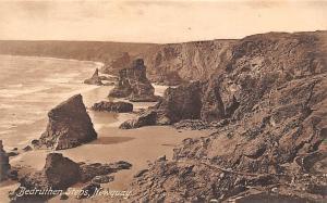 Newquay, Bedruthen Steps, Hartnoll's Series