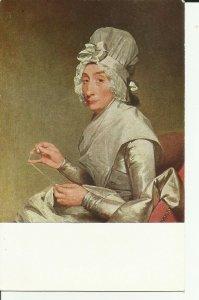 Mrs.Richard Yates, By Gilbert Stuart, Mellon Collection