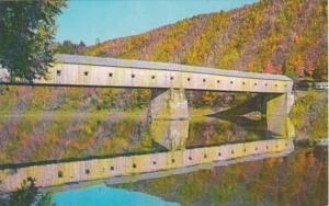 New Hampshire Windsor Vermont-Cornish Covered Bridge