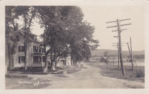 RP; Main Street (Dirt), Lincolnville Beach, Maine, 00-10s