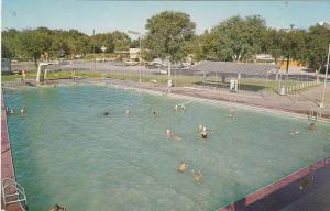 LA JUNTA , Colorado , 1940-60s; Municipal Swimming Pool