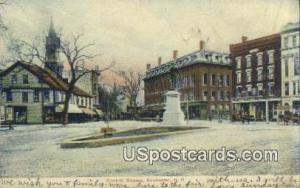 Central Square Rochester NH 1907