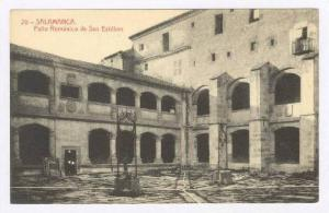 Patio Romanico De San Esteban, Salamanca, Spain, 1900-1910s