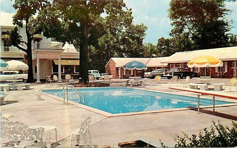 TN, Nashville, Tennessee, Maple Manor Motor Courts, Dexter No. 13628-B