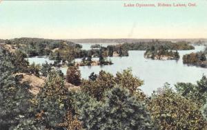 Scenic view, Lake Opinacon,Rideau Lakes,Ontario,Canada,00-10s