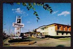 IN TraveLodge Travel Lodge Motel TERRE HAUTE INDIANA PC