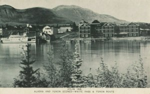 ATLIN INN , B.C. , 1900-10s