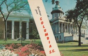 COLUMBIA , South Carolina , 1965; Caroliniana Library U.S.C. & State House