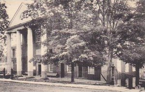 West Virginia Lewisburg GreenBrier County Court House Albertype