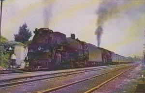 Chesapeake & Ohio Railways Berkshire Locomotive #2768