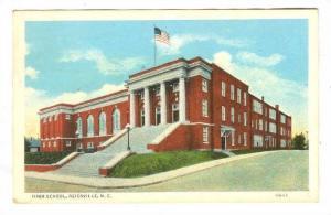 High School, Reidsville, North Carolina, PU-1943
