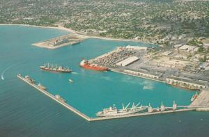 BRIDGETOWN , Barbados , 50-60s ; Deep Water Harbour