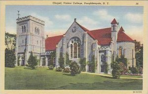 New York Poughkeepsie Chapel Vassar College