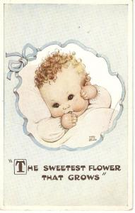 \The Swettest Flower...\ Genuine Attwell PC No. 1320