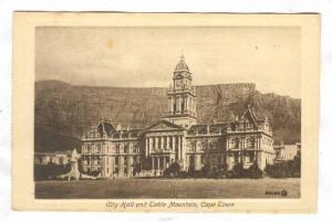 City hall , Cape Town, South Africa, 00-10s