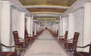 Illinois Chicago Marble Corridor Congress Hotel And Annex