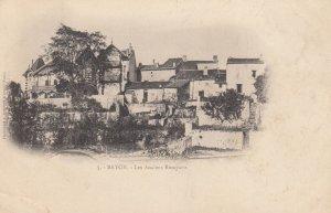 BAYON (Bayonne) , France , 1903 ; Les Anciens Remparts