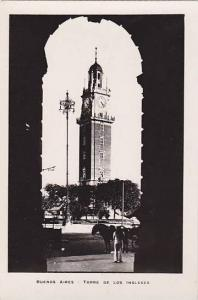 RP; BUENOS AIRES, Torre de los Ingleses, Argentina, 10-20s
