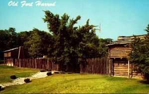 Kentucky Harrodsburg Old Fort Harrod Pioneer Memorial State Park