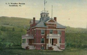 NORTHFIELD , Vermont , 1914 ; U.S. Weather Bureau
