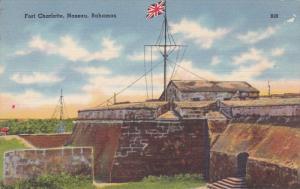 Fort Charlotte , NASSAU , Bahamas , 30s-40s