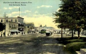 Old Orchard St. Old Orchard Beach ME Unused