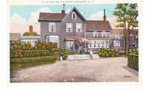 JACKSON HEIGHTS QUEENS COUNTY GOLF COURSE CLUB HOUSE, NYC
