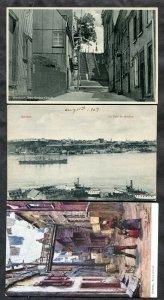 642 - QUEBEC CITY Lot of (3) Postcards