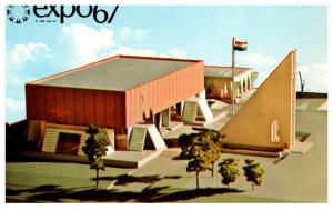 Canada Montral Expo 67   Pavilion of India