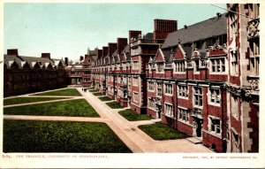 Pennsylvania Philadelphia The Triangle University Of Pennsylvania