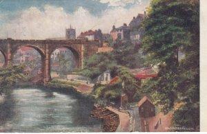Harrogate , Yorkshire , England , 1904 ; Knaresborough ; TUCK 1659