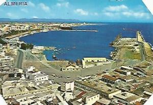 POSTAL 55786: ALMERIA. Puerto