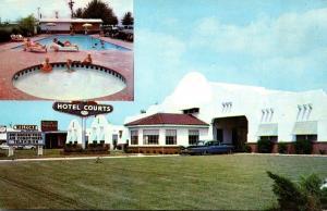 Alamo Plaza Hotel Courts & St Francis Hotel Courts