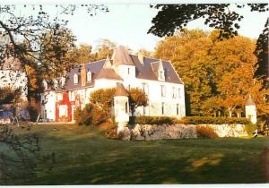 France Le Grand Martigny Vallieres Fondettes Hotel Motel  Postcard  # 6889