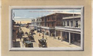 King Street Looking South, Horse Carriages, Kingston, Jamaica , 00-1910s