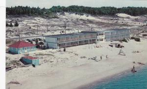 The Mariner Apartments, Bluewater Beach, Georgian Bay, Ontario, Canada, 40-60s