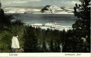 canada, LABRADOR, Missionsstation Nain (1910s) Moravian Mission