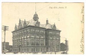 City Hall, Peoria, Illinois, PU-1907
