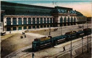 CPA Lyon-La Gare des Brotteaux (426570)