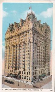 Pennsylvania Philadelphie Bellevue-Stratford Hotel