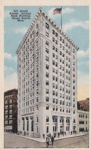 GRAND RAPIDS, Michigan, 1917; Grand Rapids Savings Bank Building