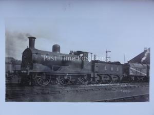 Steam Locomotive No.17232 L.M.S. London Midland & Scottish Railway RP Postcard
