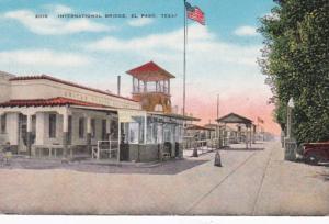 Texas El Paso International Bridge 1947