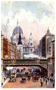 England Ludgate Hill